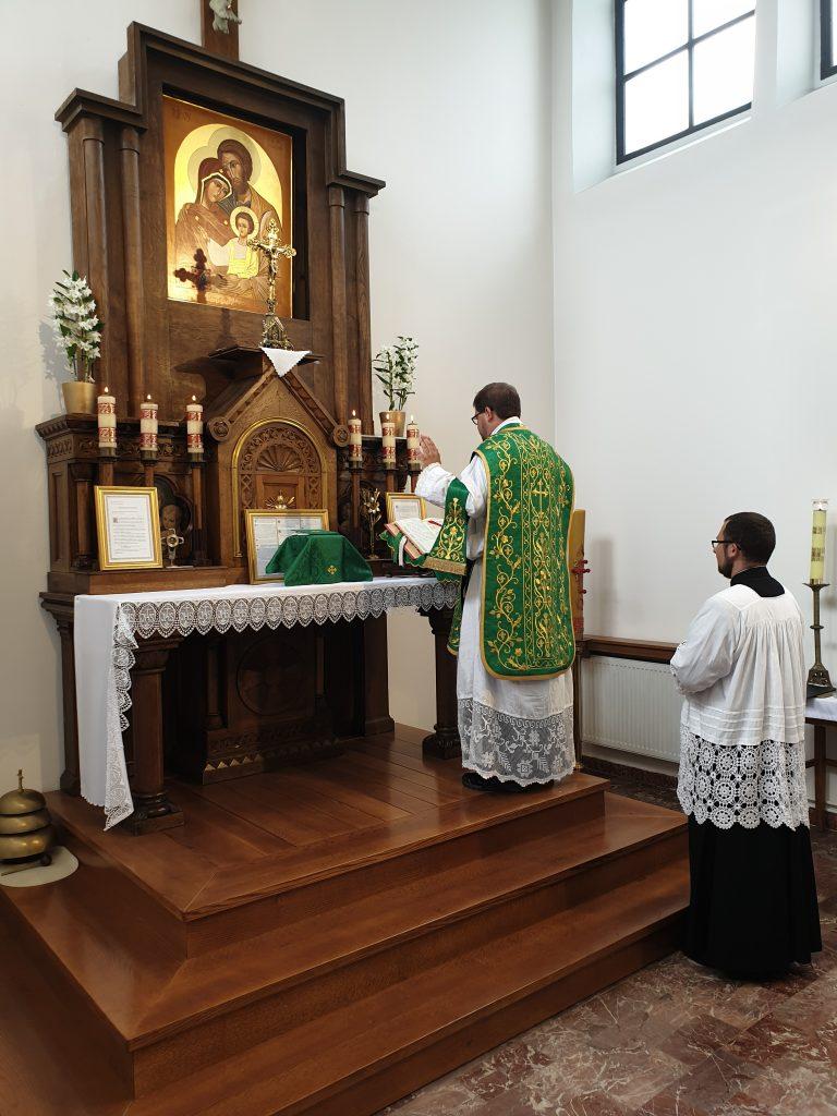 Modlitwa poKomunii
