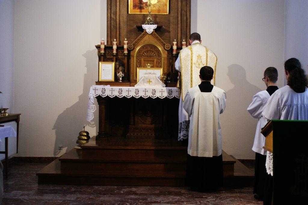 Postkomunia iwspomnienie XVII niedzieli pozesłaniu Ducha św.