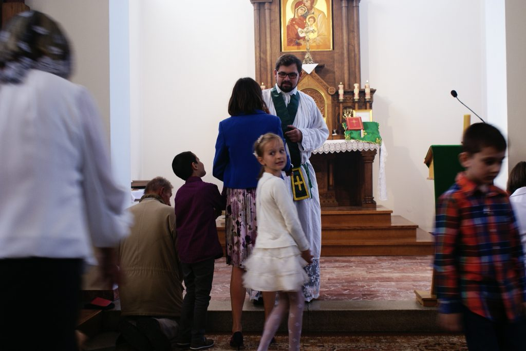 Błogosławieństwo dzieci